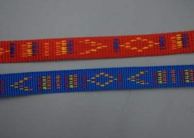 Motiv-Hundehalsband Indio