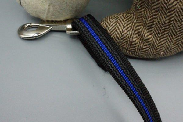 Blaue Spurleine