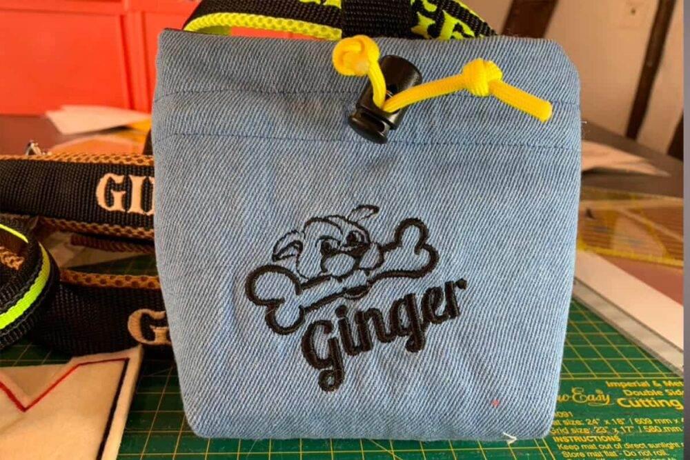 Leckerli Sack Ginger
