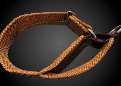 Halsband mit Handschlaufe