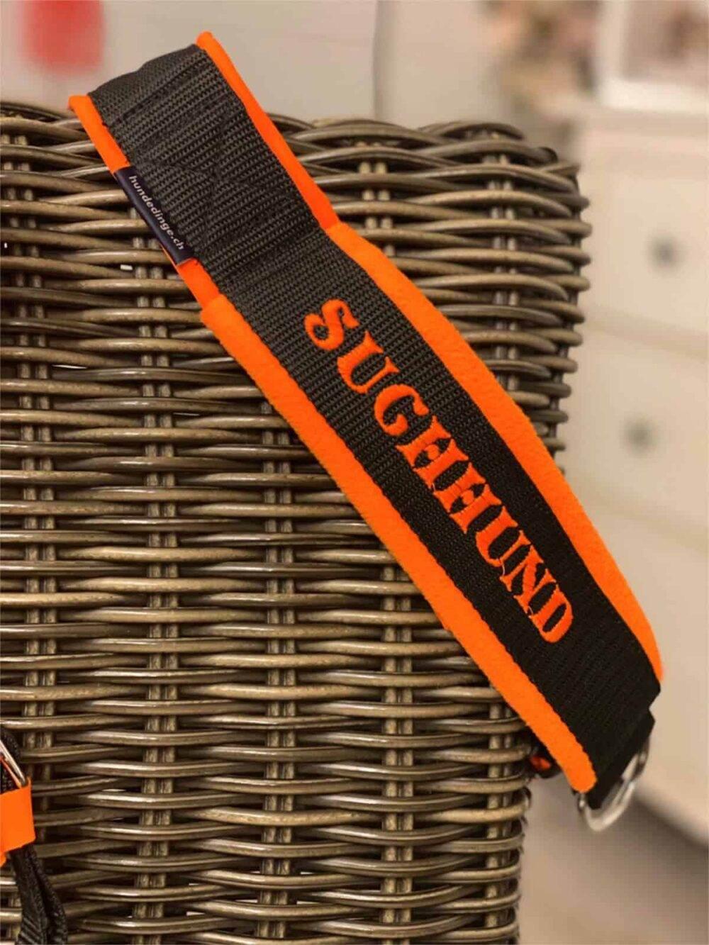 Halsband mit Softshell