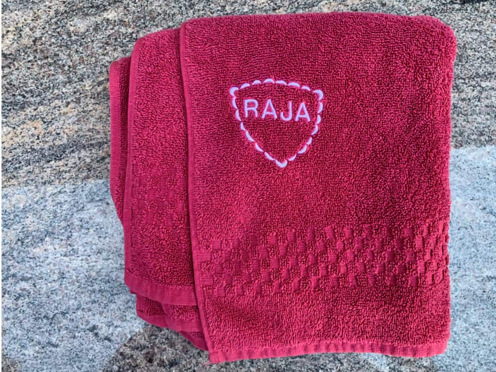 Handtuch 2
